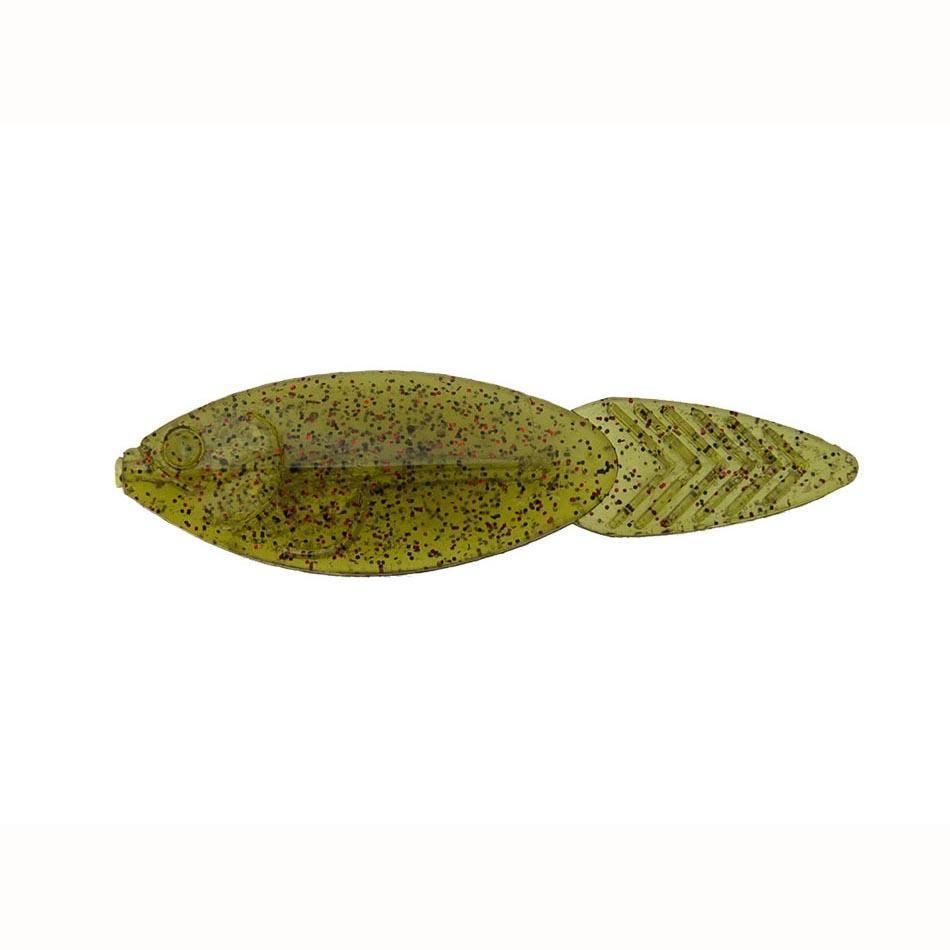 "Gene Larew Bass Shooter 3.25"" 8ct Watermelon Neon-Soft Baits-Gene Larew Baits-Bass Fishing Hub"