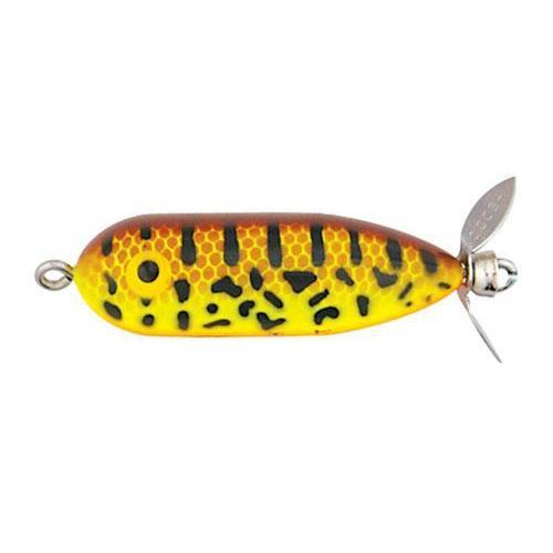 Heddon Teeny Torpedo 1-8 Brown Crawdad-Hard Baits-Heddon Baits-Bass Fishing Hub