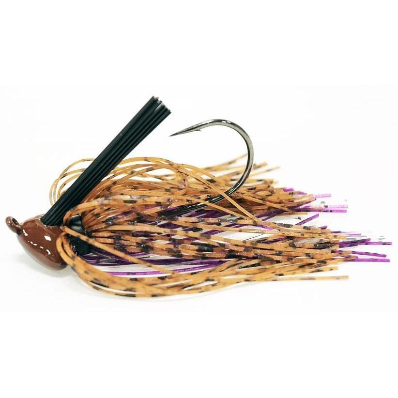 Missile Head Banger Jig 3-4oz Candy Grass-Jigs-Missile Baits-Bass Fishing Hub