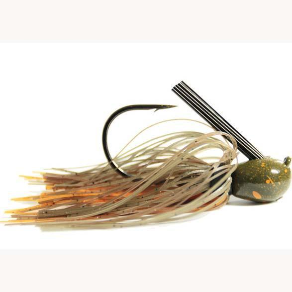 Missile Head Banger Jig 3-4oz Peanut Butter Jelly-Jigs-Missile Baits-Bass Fishing Hub