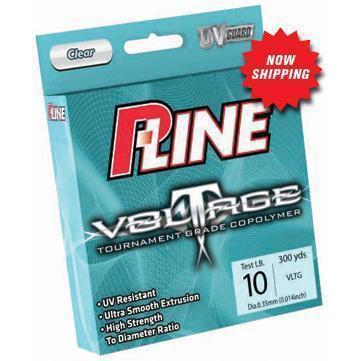 P-Line Voltage Copolymer-Fishing Line-P-Line-17lb-Bass Fishing Hub