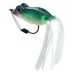 Panther Martin Frog 5-8oz Green Yellow Belly-Frogs-Panther Martin Baits-Bass Fishing Hub