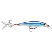 Rapala X-Rap DeepSure Set 3 1-8 Blue Black Shiner DWO-Hard Baits-Rapala Baits-Bass Fishing Hub