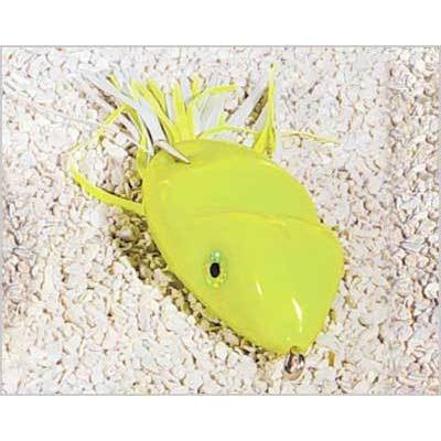 Scum Frog 5-16oz -Chartreuse-Chart-White-Frogs-Southern Lure Baits-Bass Fishing Hub