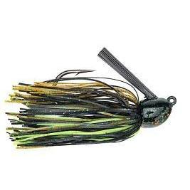 Strike King Hack Attack Fluro Jig 3-8oz Texas Craw-Jigs-Strike King Baits-Bass Fishing Hub
