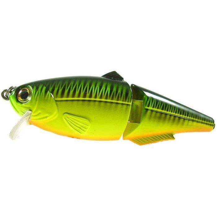 "Strike King King Shad-Swimbaits-Strike King Baits-Firetiger-4""-Bass Fishing Hub"