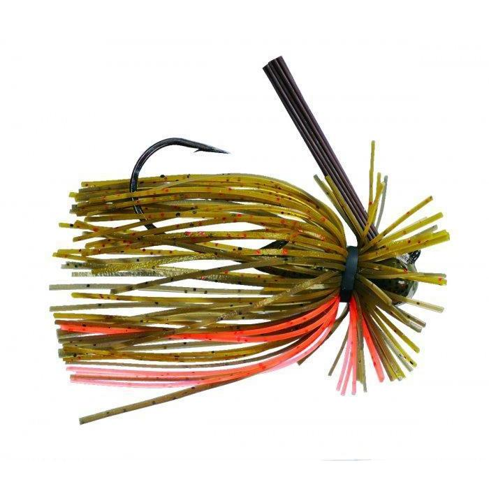 Strike King Tour Finesse Jig-Jigs-Strike King Baits-Bama Craw-1/4oz-Bass Fishing Hub