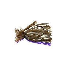 War Eagle Heavy Finesse Jig 1-2 Green Pumpkin Candy-Jigs-Burch Fishing Tackle-Bass Fishing Hub