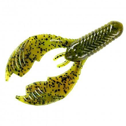 "Yum Craw Chunk 3.75"" 8ct Ultimate Craw-Soft Baits-Yum Baits-Bass Fishing Hub"