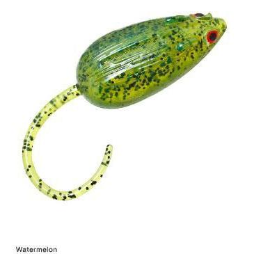 Z-MAN Ultramouse Watermelon DWO-Frogs-Z-Man Baits-Bass Fishing Hub