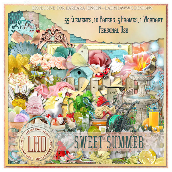 LHD Sweet Summer