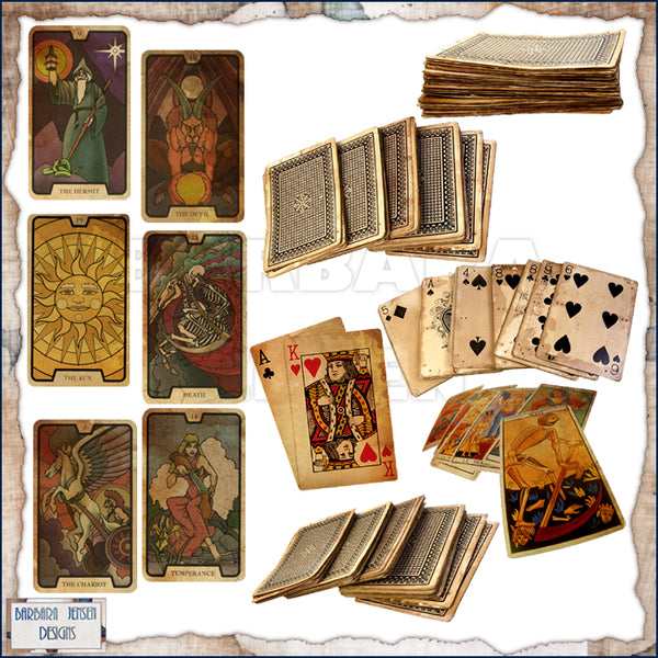 Antique Cards