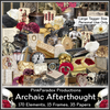 Pink Paradox Archaic Afterthought Scrap Kit