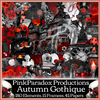 Pink Paradox Autumn Gothique Scrap Kit