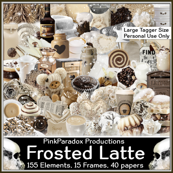 Pink Paradox Frosted Latte Kit