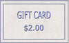 2.00 Gift Card
