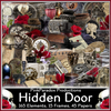 Pink Paradox Hidden Doorways Scrap Kit