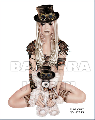 Steampunk 6 - Teddy Bare