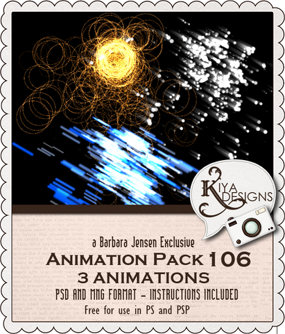 Kiya Designs Animation 106