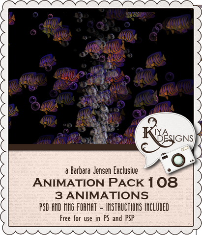 Kiya Designs Animation 108