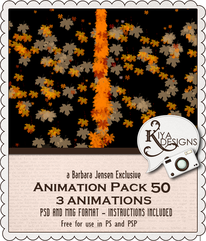 Kiya Designs Animation 50