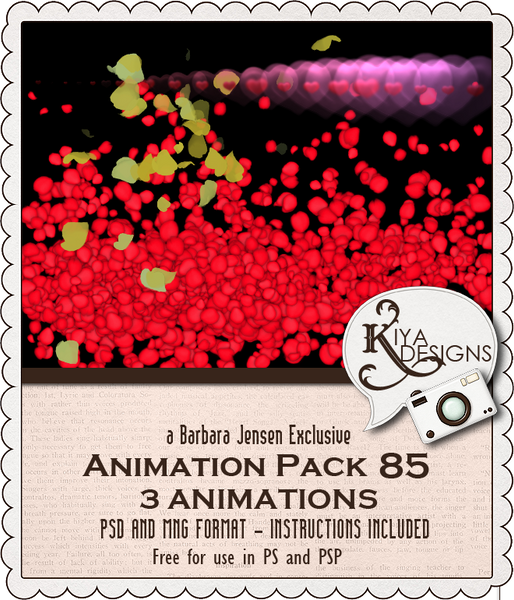 Kiya Designs Animation 85