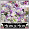 Pink Paradox Magnolia Moon Scrap Kit
