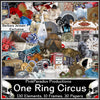 Pink Paradox One Ring Circus Scrap Kit