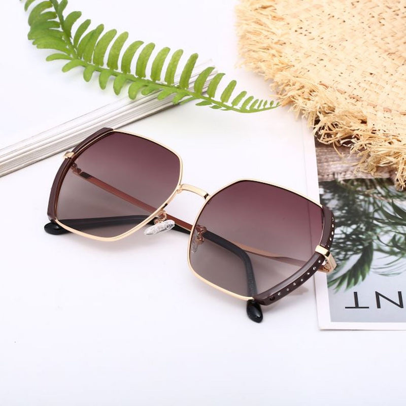 mocha sunglasses