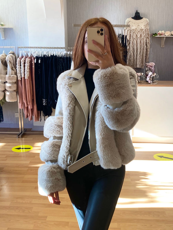 faux-fur-biker-jacket