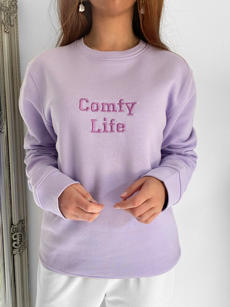 personalised sweatshirt
