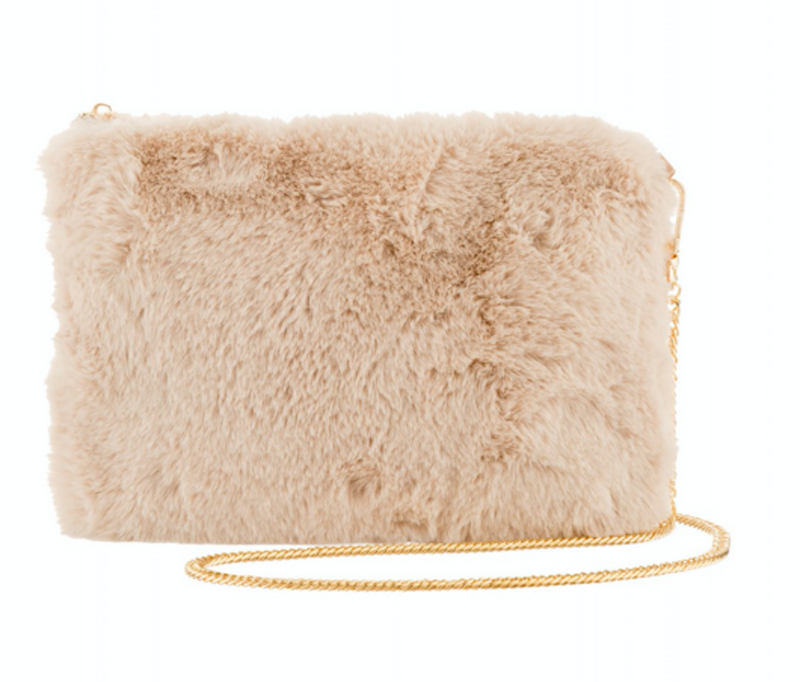 cream-faux-fur-bag-clutch