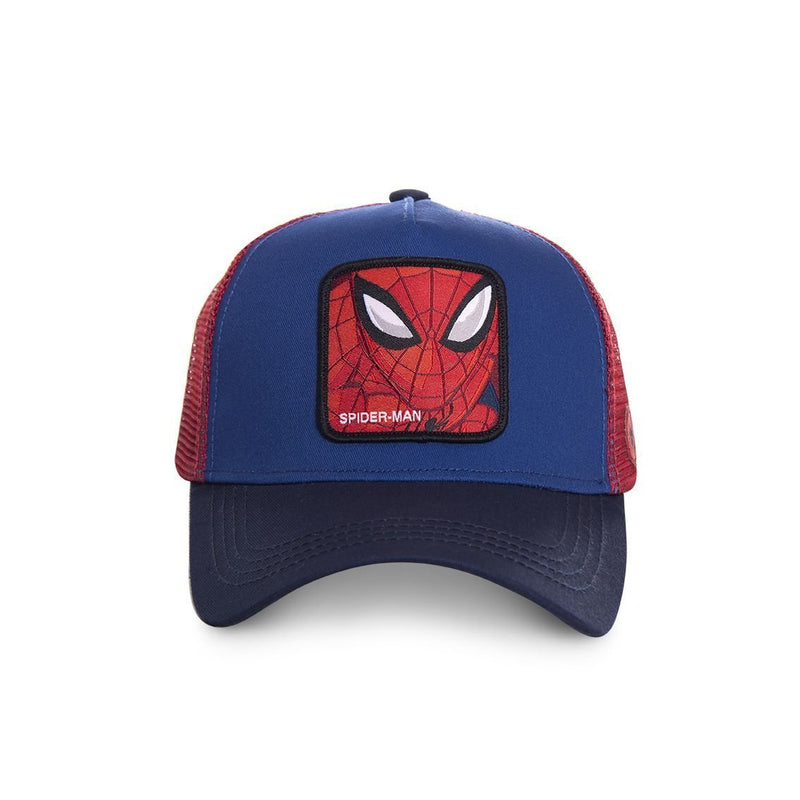 MEN'S CAPSLAB MARVEL SPIDER MAN CAP - Rose London