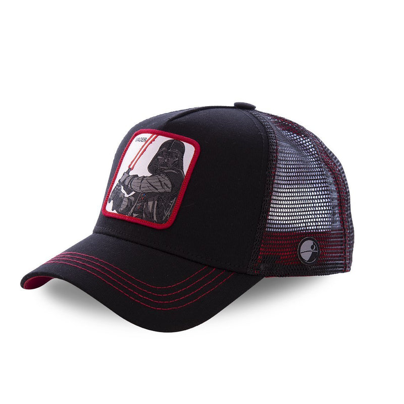 MEN'S CAPSLAB STAR WARS VADER CAP - Rose London