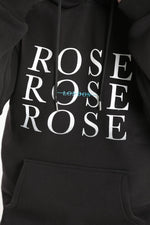 Triple Fade Hood Black - Rose London