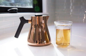 Raven Stovetop Tea Kettle