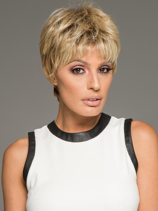 Casual Gold Short Wig