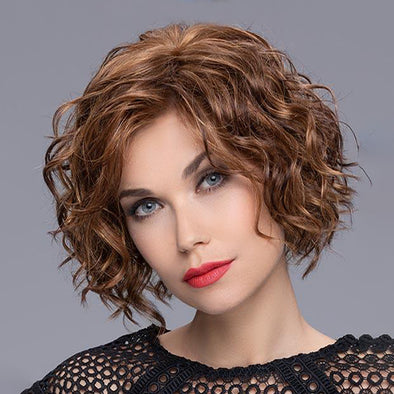 Natural Brown BOB Wave Wig