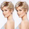Sky Light Gold Short Wig