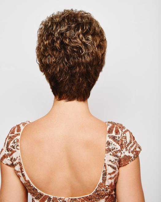 Casual Brown Short Wig