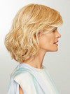 Charm Mixed Gold BOB Roll Wig