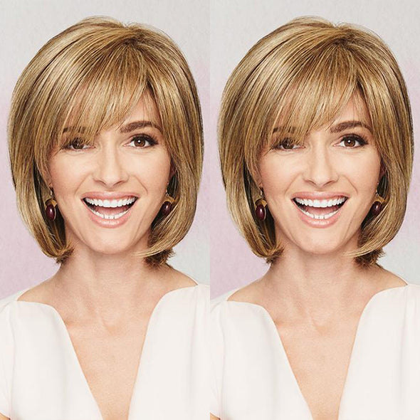 Charming Light Brown BOB Wig