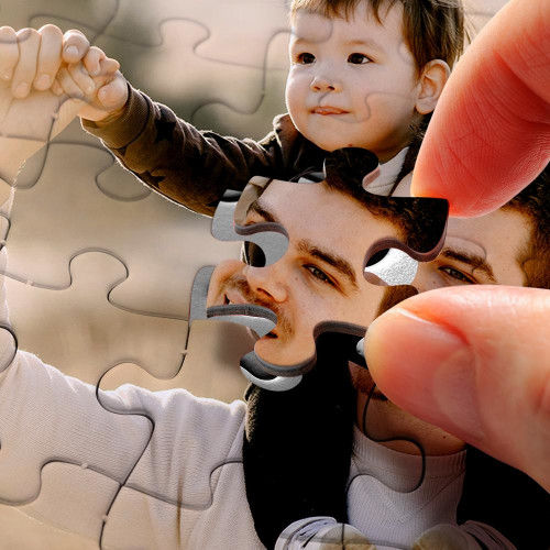Personalized Photo Jigsaw Puzzle