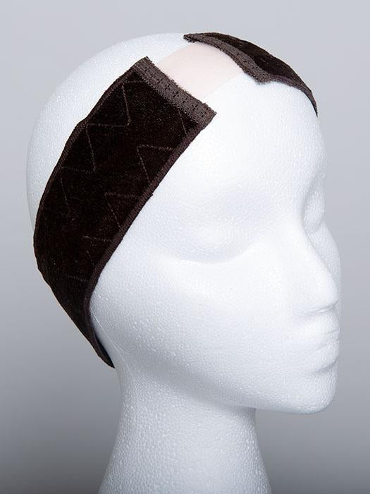 Lace Velvet Wig Band