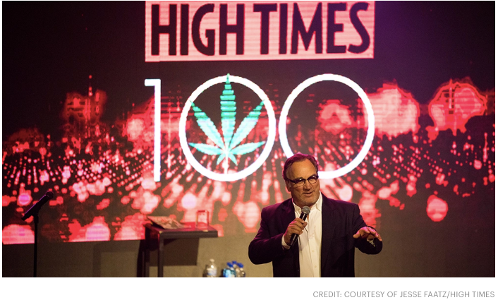 [HT100 + Women Of Weed] High Times Magazine Honors the Cannabis Industry's Most Influential