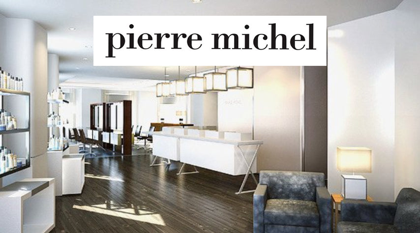 PRESS RELEASE: Pierre Michel Salon Announces Partnership with Maria Valentino