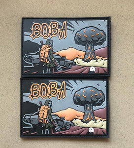NEW BOBA DESIGN PVC PATCH FFS!