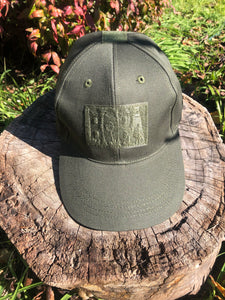 BOBA WASTELAND HAT WITH EMBOSSED LOGO