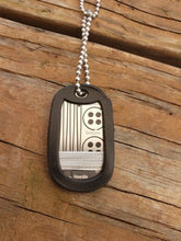 Load image into Gallery viewer, GRIM SURVIVAL DOG TAG SEWING KIT