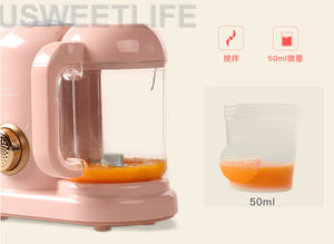 Baby Food Multi-Functional Cooking Mixer